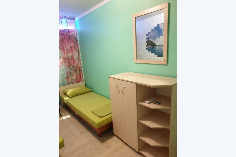 Домик 2-х комнатный в Гурзуфе на 5 человек, 2 спальни, Санаторная улица, 3, Гурзуф - Фотография 7