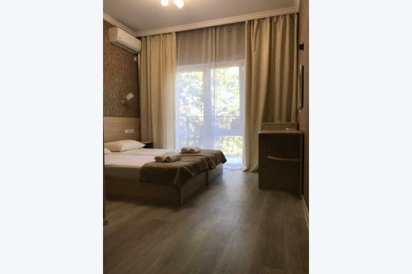Двухместный номер люкс с собственной ванной комнатой, Парковая улица, 2Г, Геленджик - Фотография 1