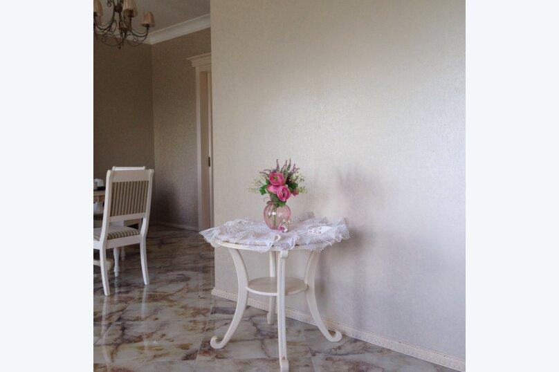 НОВЫЕ!!!Апартаменты с видом на море- второй этаж 3-х этажного дома, с отдельным входом, Севастопольское шоссе, 133 кв.м. на 6 человек, 2 спальни, Севастопольское шоссе, 54Е, Гаспра - Фотография 27