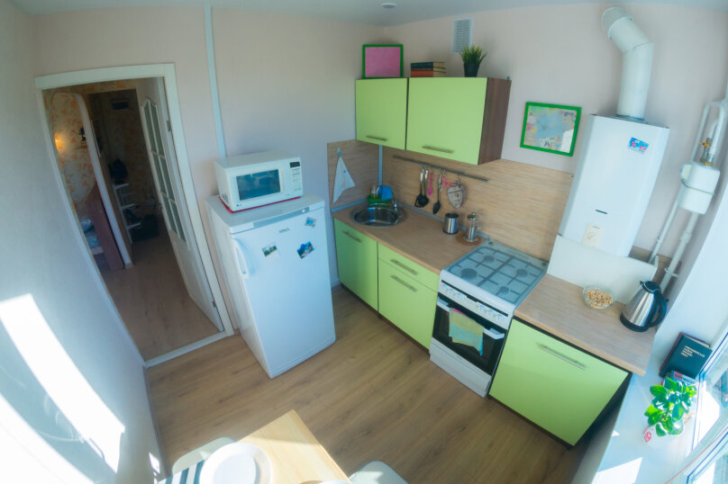 1-комн. квартира, 30 кв.м. на 4 человека, улица Антикайнена, 29, Петрозаводск - Фотография 3