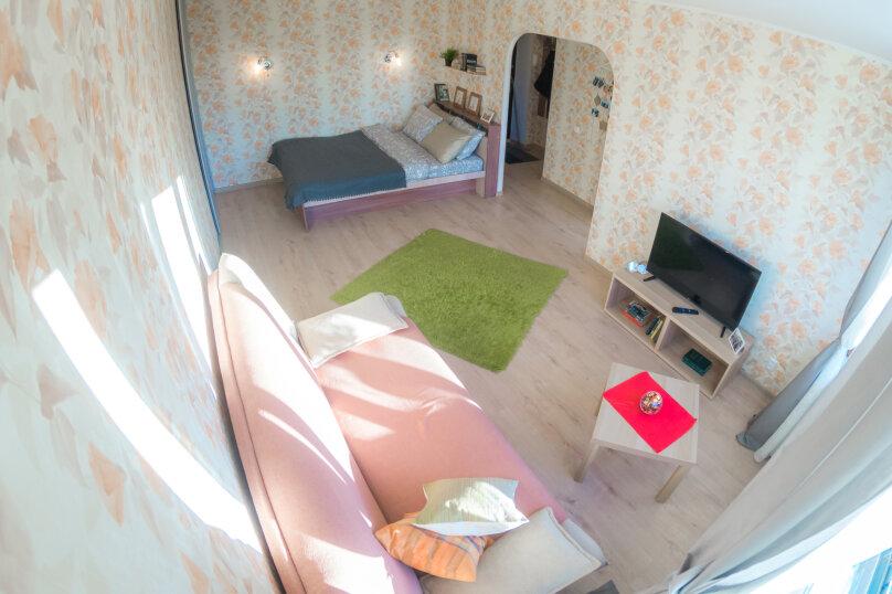 1-комн. квартира, 30 кв.м. на 4 человека, улица Антикайнена, 29, Петрозаводск - Фотография 1