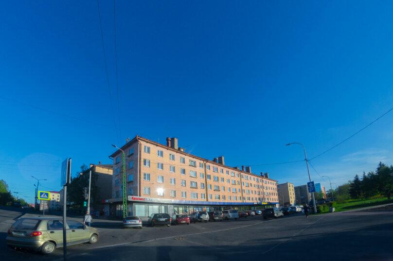 1-комн. квартира, 30 кв.м. на 4 человека, улица Антикайнена, 29, Петрозаводск - Фотография 4