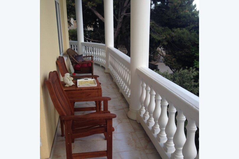 НОВЫЕ!!!Апартаменты с видом на море- второй этаж 3-х этажного дома, с отдельным входом, Севастопольское шоссе, 133 кв.м. на 6 человек, 2 спальни, Севастопольское шоссе, 54Е, Гаспра - Фотография 31