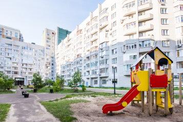 2-комн. квартира, 89 кв.м. на 6 человек, Чистопольская улица, 85А, Казань - Фотография 2