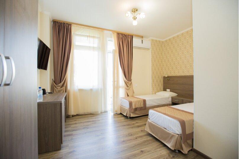 2х местный с двумя раздельными кроватями, улица Просвещения, 109В, Адлер - Фотография 4