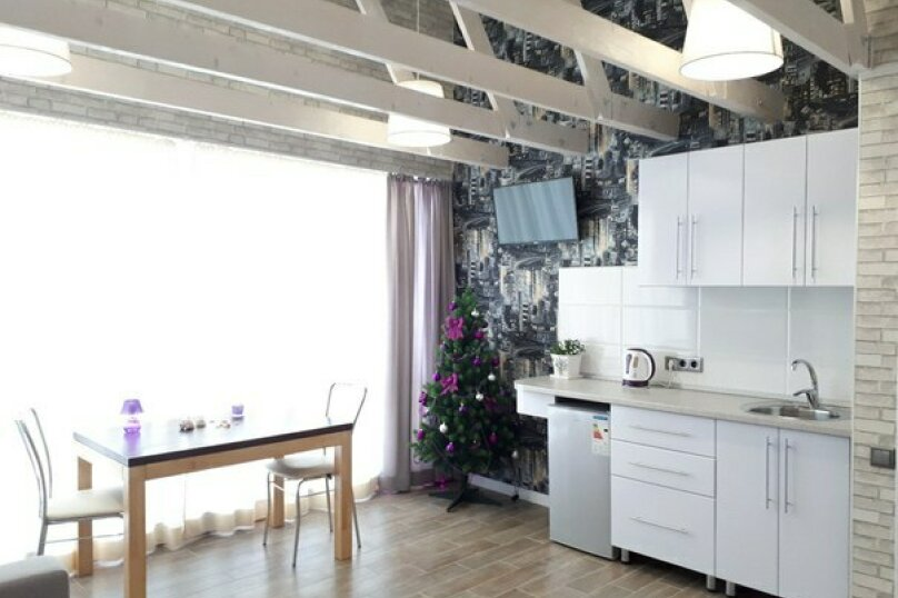 Люкс двухкомнатный в корпусе 5 мест, Школьная улица, 68, Благовещенская - Фотография 5