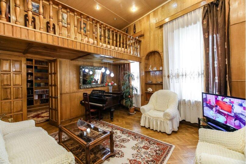 2-комн. квартира, 80 кв.м. на 4 человека, проспект Шота Руставели, 14, Тбилиси - Фотография 5