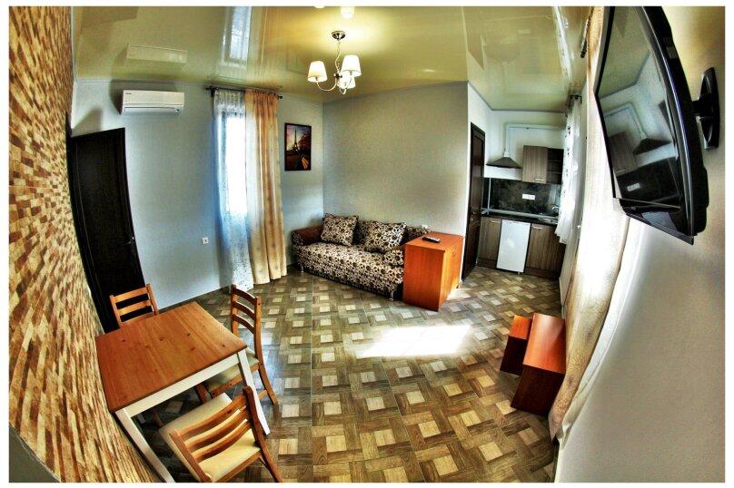 номер люкс с кухней, Тельмана, 101, Геленджик - Фотография 1