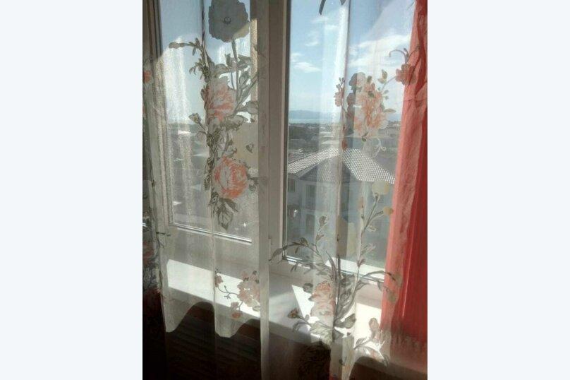 2-комн. квартира, 36 кв.м. на 6 человек, улица Дружбы, 12, Кабардинка - Фотография 7