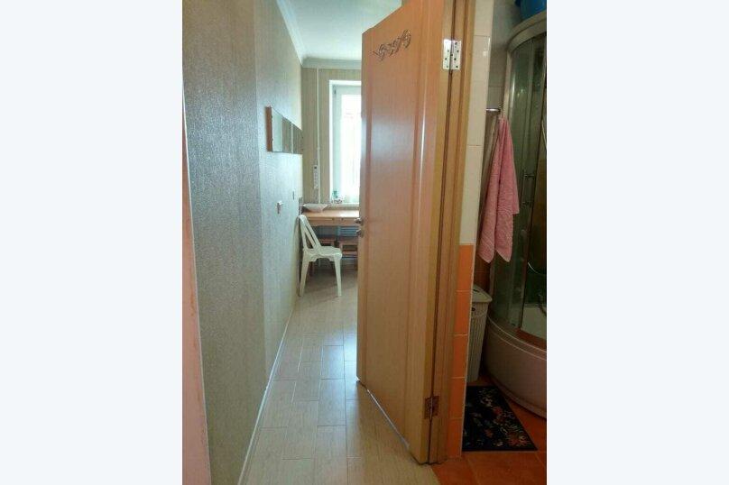 2-комн. квартира, 36 кв.м. на 6 человек, улица Дружбы, 12, Кабардинка - Фотография 9