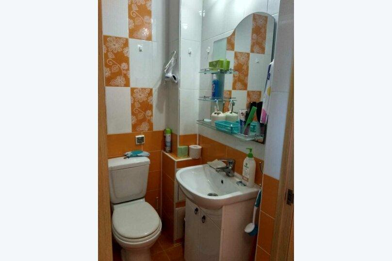 2-комн. квартира, 36 кв.м. на 6 человек, улица Дружбы, 12, Кабардинка - Фотография 11