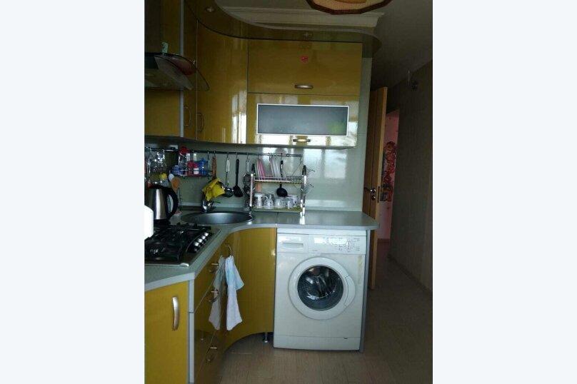 2-комн. квартира, 36 кв.м. на 6 человек, улица Дружбы, 12, Кабардинка - Фотография 14