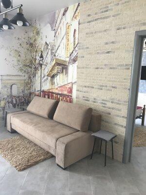 1-комн. квартира, 37 кв.м. на 6 человек, Крымская улица, 19Е, Геленджик - Фотография 1