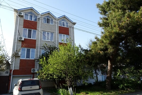 Дом под ключ, 300 кв.м. на 12 человек, 5 спален, улица Тургенева, 147, Анапа - Фотография 1
