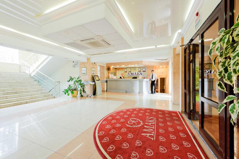 """Парк-отель """"АМАКС"""", улица имени Маршала Малиновского, 101 на 108 номеров - Фотография 3"""