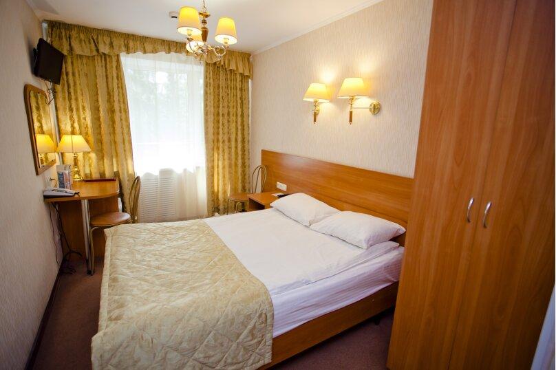 Стандарт с двуспальной кроватью , улица имени Маршала Малиновского, 101, Тамбов - Фотография 1