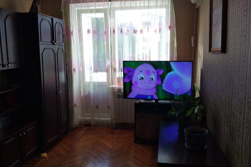 2-комн. квартира, 48 кв.м. на 4 человека, проспект Ленина, 40, Евпатория - Фотография 7
