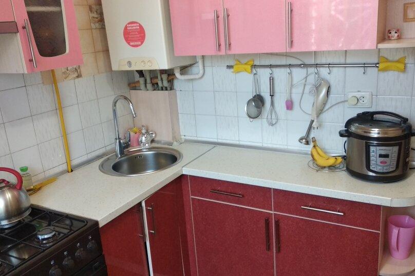 2-комн. квартира, 48 кв.м. на 4 человека, проспект Ленина, 40, Евпатория - Фотография 8