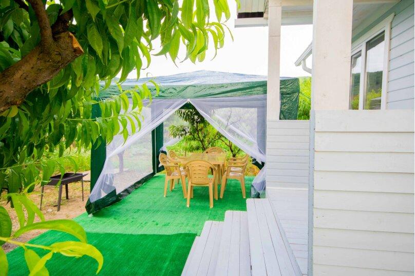 Дом, 68 кв.м. на 6 человек, Дубинина, 3А, село Береговое - Фотография 2