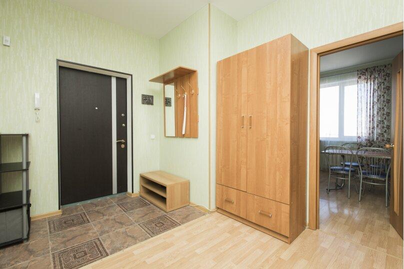 3-комн. квартира, 90 кв.м. на 8 человек, улица Белинского, 11/66, Нижний Новгород - Фотография 18