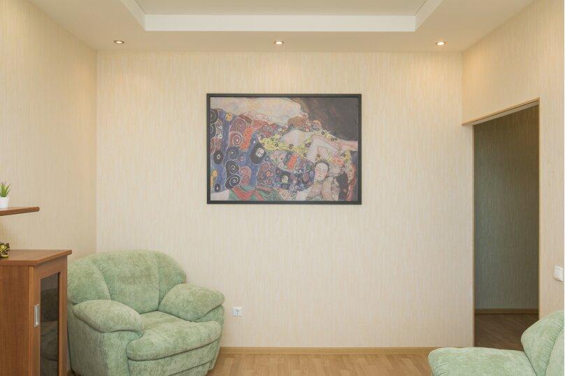 3-комн. квартира, 90 кв.м. на 8 человек, улица Белинского, 11/66, Нижний Новгород - Фотография 20