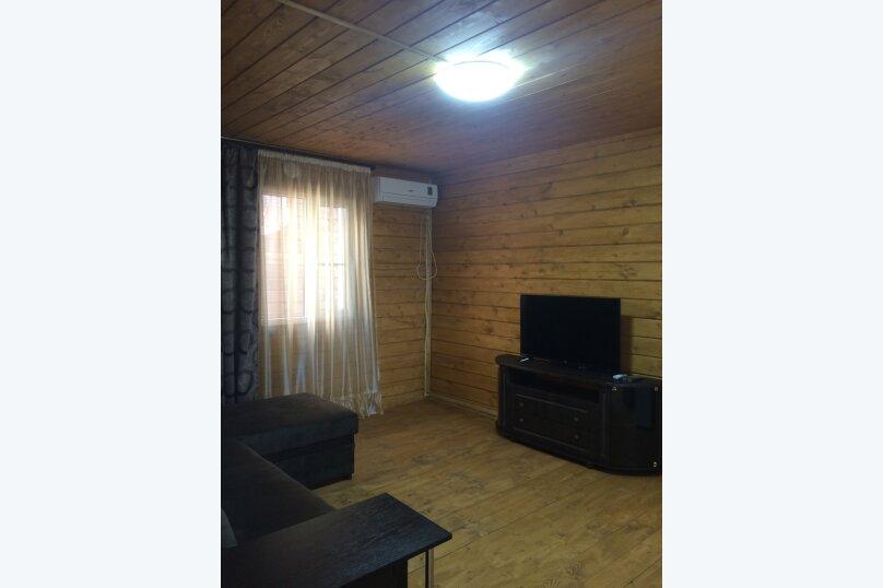 ЭКО Дом, 80 кв.м. на 8 человек, 3 спальни, Курортная , 104, Голубицкая - Фотография 3