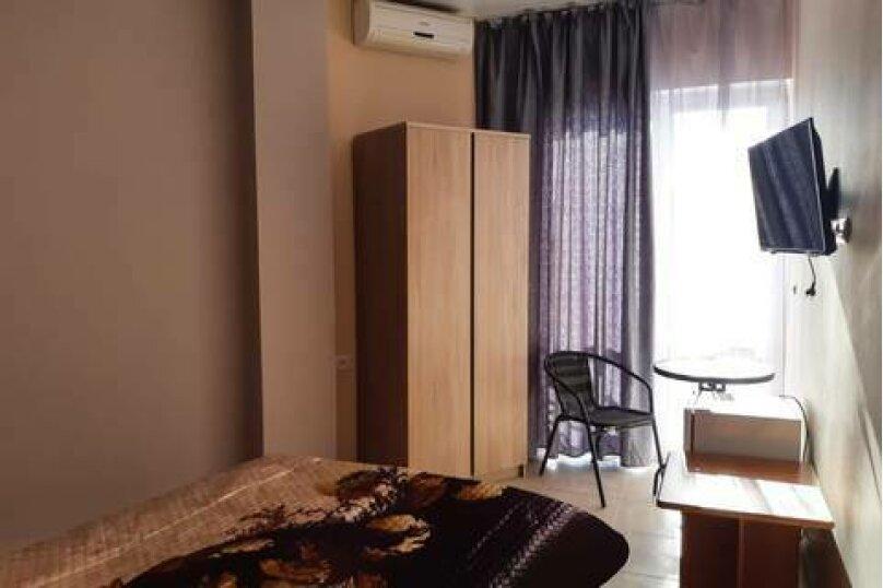 Двухместный номер Комфорт с балконом, Дивная улица, 12, Дивноморское - Фотография 1
