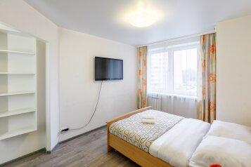 1-комн. квартира, 30 кв.м. на 3 человека, проспект Ленина, 157, Тула - Фотография 1