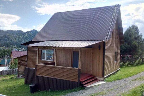 Гостевой дом , 113 кв.м. на 10 человек, 4 спальни, Подгорная улица, 18 а, Артыбаш - Фотография 1