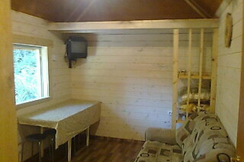 Дом, 24 кв.м. на 4 человека, 1 спальня, 3 линия, 51, Петрозаводск - Фотография 4