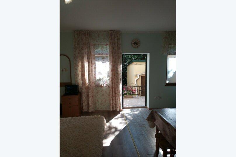 1-комн. квартира, 25 кв.м. на 2 человека, Севастопольское шоссе, 13, Кореиз - Фотография 8