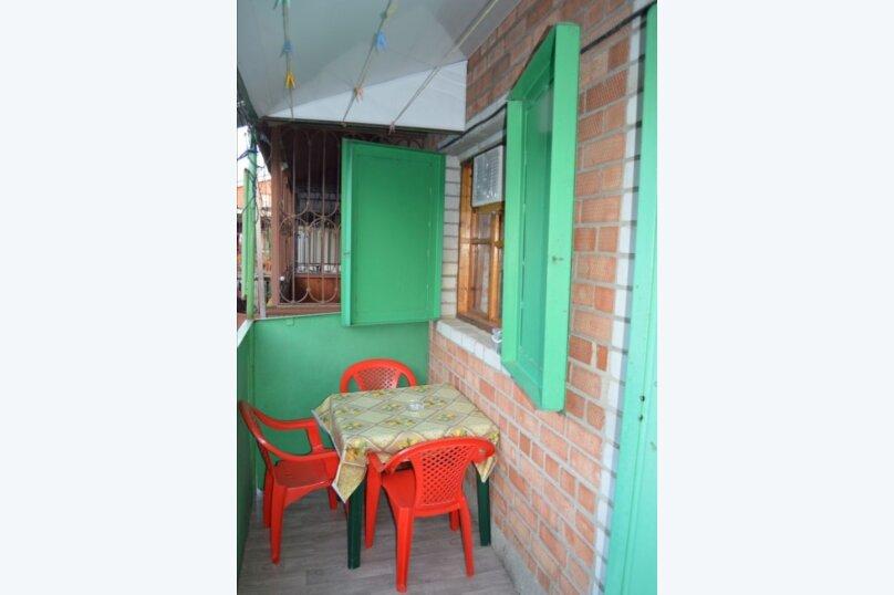 Дом у моря, 50 кв.м. на 6 человек, 2 спальни, Рабочая улица, 2, Ейск - Фотография 3