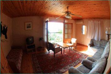 Частный дом, 60 кв.м. на 6 человек, 1 спальня, улица Баранова, 12, Симеиз - Фотография 1