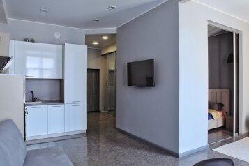 1-комн. квартира, 49 кв.м. на 4 человека, Крымская улица, 22к22, Геленджик - Фотография 3