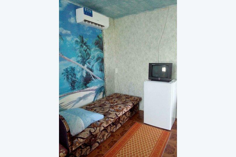 Двухместный номер(Стандарт), улица Морозова, 23, поселок Приморский, Феодосия - Фотография 1