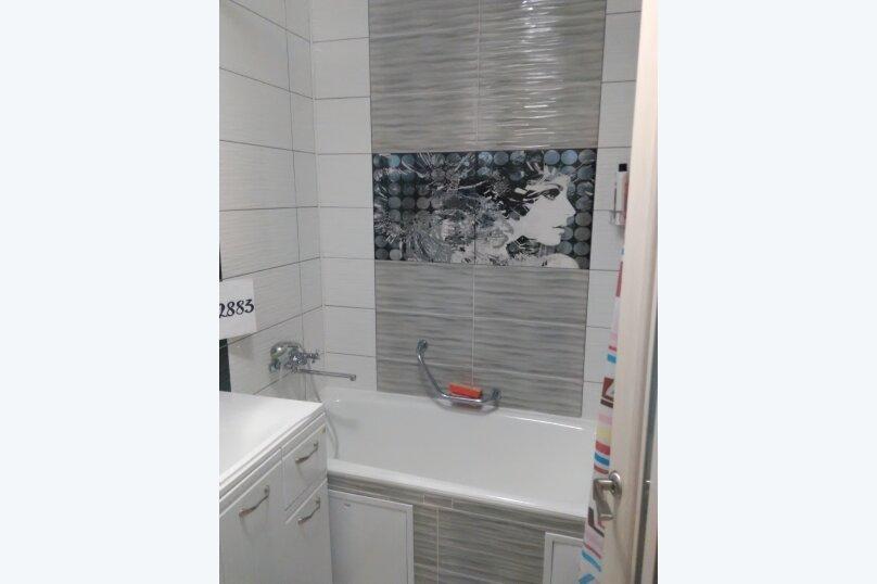 3-комн. квартира, 79 кв.м. на 6 человек, улица Просвещения, 84, Адлер - Фотография 20