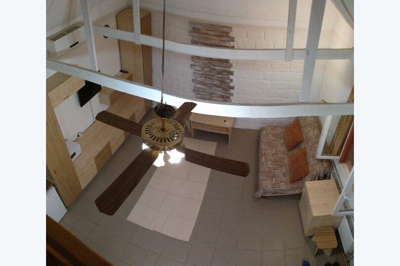Гостевой Дом 2, 60 кв.м. на 6 человек, 1 спальня, Ручьевая улица, 5, Севастополь - Фотография 6