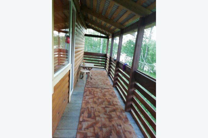 Дом, 50 кв.м. на 4 человека, 2 спальни, Дачная, 15, Лахденпохья - Фотография 4