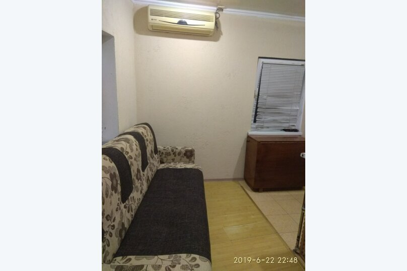 Небольшой уютный коттедж на земле, 14 кв.м. на 2 человека, 1 спальня, Комсомольская улица, 13, Евпатория - Фотография 5