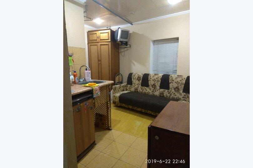 Небольшой уютный коттедж на земле, 14 кв.м. на 2 человека, 1 спальня, Комсомольская улица, 13, Евпатория - Фотография 9