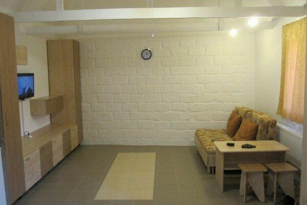 Гостевой Дом 2, 60 кв.м. на 6 человек, 1 спальня