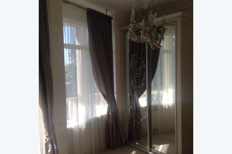 НОВЫЕ!!!Апартаменты с видом на море- второй этаж 3-х этажного дома, с отдельным входом, Севастопольское шоссе, 133 кв.м. на 6 человек, 2 спальни, Севастопольское шоссе, 54Е, Гаспра - Фотография 45