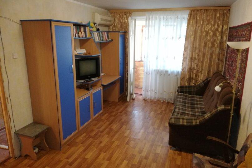 1-комн. квартира, 30 кв.м. на 4 человека, Демышева, 132, Евпатория - Фотография 3
