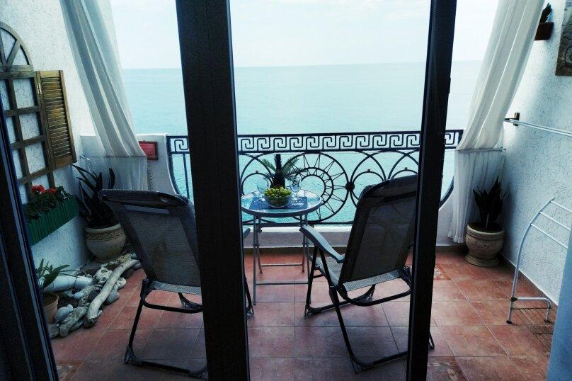 1-комн. квартира, 43 кв.м. на 2 человека, улица Авиаторов, 1г-5, Кача - Фотография 19