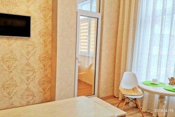 1-комн. квартира, 39 кв.м. на 3 человека, Смежный переулок, 10, Симферополь - Фотография 3
