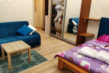 1-комн. квартира, 39 кв.м. на 3 человека, Смежный переулок, 10, Симферополь - Фотография 4