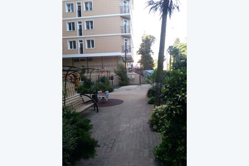 2-комн. квартира, 45 кв.м. на 4 человека, Демократическая улица, 45А, Сочи - Фотография 14