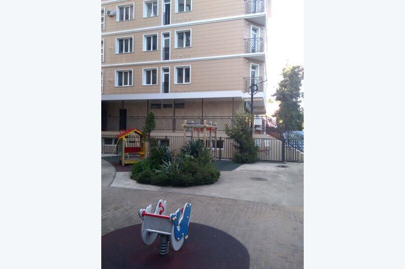 2-комн. квартира, 45 кв.м. на 4 человека, Демократическая улица, 45А, Сочи - Фотография 17