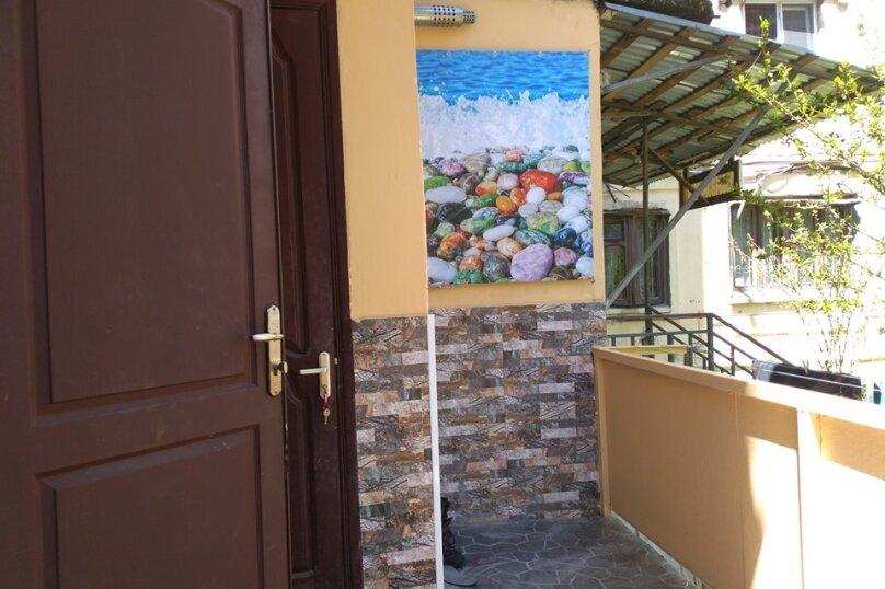3-комн. квартира, 60 кв.м. на 6 человек, улица Шерифа Химшиашвили, 17, Батуми - Фотография 24