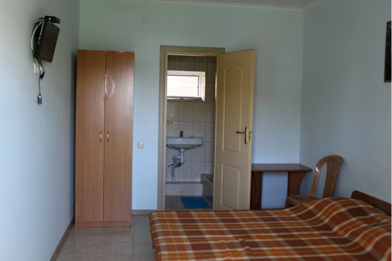 Двухместный номер, Кооперативная улица, 30, поселок Приморский, Феодосия - Фотография 1